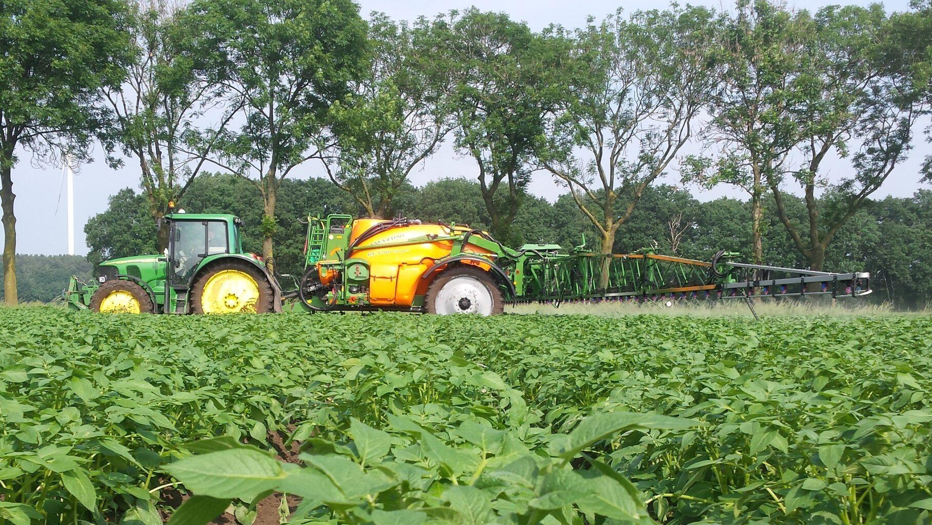 Precisie landbouw
